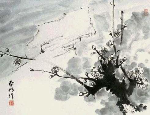 谁作桓伊三弄。惊破绿窗幽梦。新月与愁烟。满江天。