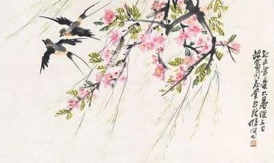 去年相送,馀杭门外,飞雪似杨花。今年春尽,杨花似雪,犹不见还家。