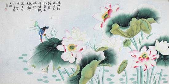 临江仙·柳外轻雷池上雨