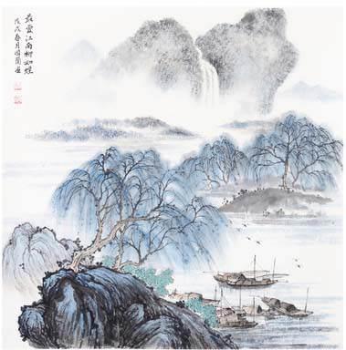 望江南·江南柳