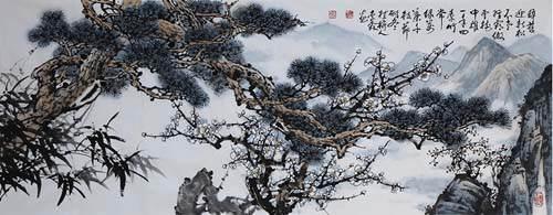 摇荡春风媚春日,念尔零落逐风飚,徒有霜华无霜质。