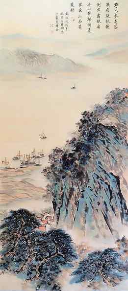 秋至,人乍别,顺长江水流残月。悠悠画船东去也,这思量起头儿一夜