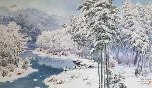 古代描写雪的诗句