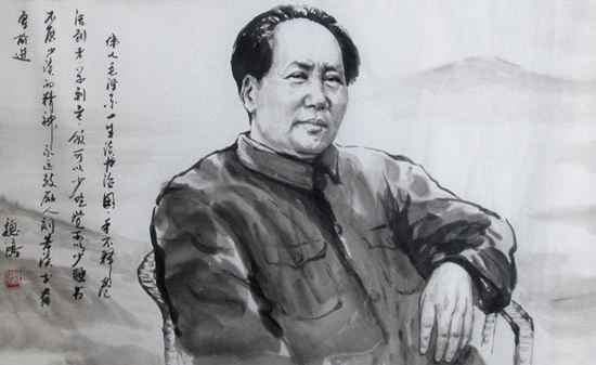 毛泽东<水调歌头·游泳>