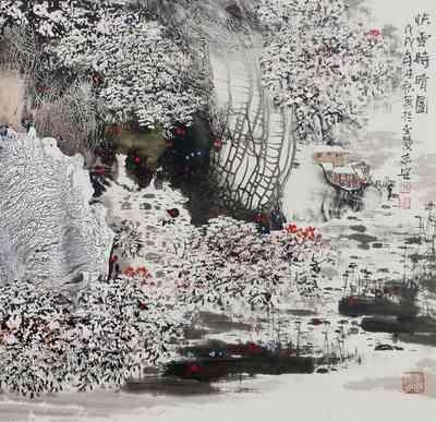 形容雪的诗句 8350篇