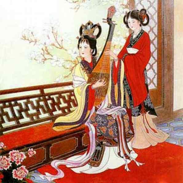 临江仙·梦后楼台高锁